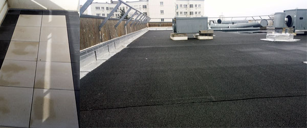 travaux d 39 tanch it sur toiture terrassse toit plat couverture bardage. Black Bedroom Furniture Sets. Home Design Ideas